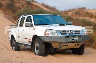 ARB Left wheel support